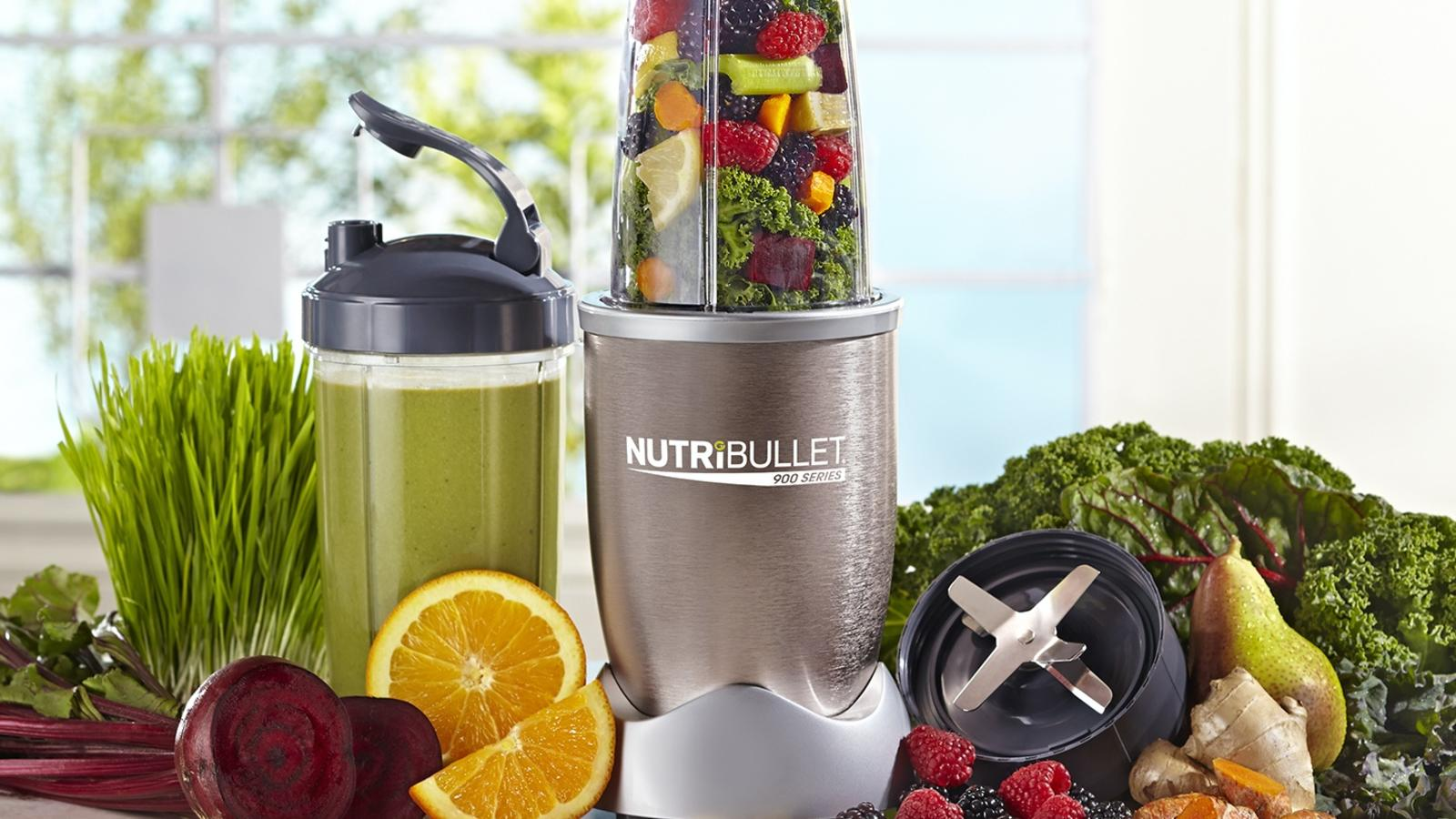 Nutribullet 600 Testimonial and The Initial Compact Mixer
